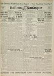 Sandspur, Vol. 43 No. 11, December 8, 1937 by Rollins College