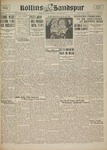 Sandspur, Vol. 43 No. 15, January 26, 1938 by Rollins College