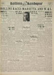 Sandspur, Vol. 43 No. 23, March 30, 1938
