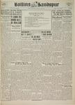 Sandspur, Vol. 43 No. 24, April 6, 1938 by Rollins College