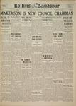 Sandspur, Vol. 43 No. 29, May 11, 1938