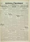 Sandspur, Vol. 44 No. 05, November 2, 1938 by Rollins College