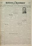 Sandspur, Vol. 44 No. 20, March 8, 1939