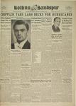 Sandspur, Vol. 45 No. 03, October 18, 1939 by Rollins College