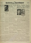 Sandspur, Vol. 45 No. 06, November 8, 1939 by Rollins College