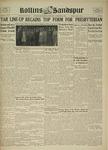 Sandspur, Vol. 45 No. 08, November 22, 1939