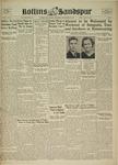 Sandspur, Vol. 45 No. 09, November 29, 1939 by Rollins College