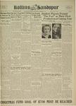 Sandspur, Vol. 45 No. 10, December 6,1939 by Rollins College