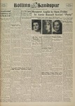 Sandspur, Vol. 45 No. 21, March 13, 1940 by Rollins College