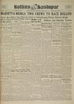 Sandspur, Vol. 45 No. 25, April 17, 1940 by Rollins College
