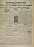 Sandspur, Vol. 46 No. 01, October 2, 1940 by Rollins College