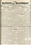 Sandspur, Vol. 47 No. 06, November 12, 1941