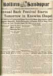 Sandspur, Vol. 47 No. 17, February 25,1942