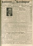 Sandspur, Vol. 48 No. 11, January 13, 1943 by Rollins College