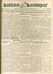 Sandspur, Vol. 49 No. 02, October 20, 1943 by Rollins College