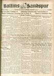 Sandspur, Vol. 49 No. 05, November 10, 1943 by Rollins College