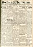 Sandspur, Vol. 49 No. 06, November 17, 1943