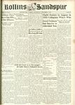 Sandspur, Vol. 49 No. 08, December 1, 1943 by Rollins College