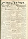 Sandspur, Vol. 49 No. 09, December 8, 1943 by Rollins College