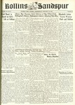 Sandspur, Vol. 49 No. 11, January 19, 1944 by Rollins College