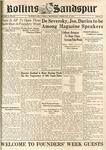 Sandspur, Vol. 49 No. 15, February 16, 1944
