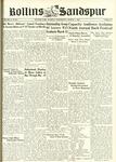 Sandspur, Vol. 49 No. 17, March 1, 1944 by Rollins College