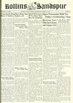 Sandspur, Vol. 49 No. 18, March 8, 1944 by Rollins College