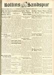 Sandspur, Vol. 49 No. 20, April 5, 1944 by Rollins College