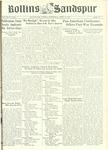 Sandspur, Vol. 49 No. 22, April 19, 1944 by Rollins College