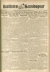 Sandspur, Vol. 50 (1944) No. 01, October 11, 1944 by Rollins College