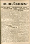 Sandspur, Vol. 50 (1944) No. 02, October 18, 1944 by Rollins College