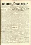 Sandspur, Vol. 50 (1944) No. 05, November 8, 1944 by Rollins College