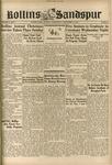 Sandspur, Vol. 50 (1944) No. 09, December 6, 1944 by Rollins College