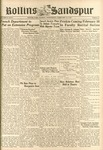 Sandspur, Vol. 50 (1944) No. 14, February 14, 1945