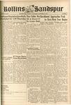Sandspur, Vol. 50 (1945) No. 01, October 10, 1945