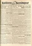 Sandspur, Vol. 50 (1945) No. 03, October 24 , 1945