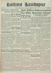 Sandspur, Vol. 51 No. 05, November 7, 1946