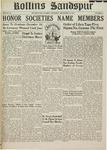Sandspur, Vol. 51 No. 09, December 12, 1946
