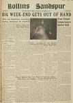 Sandspur, Vol. 52 No. 06, November 6, 1947