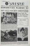 Sandspur, Vol. 56 No. 04, October 25, 1951 by Rollins College