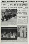 Sandspur, Vol. 56 No. 08, December 6, 1951