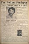 Sandspur, Vol. 57 No. 02, October 09, 1952