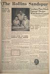 Sandspur, Vol. 57 No. 03, October 16, 1952 by Rollins College