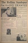 Sandspur, Vol. 57 No. 06, November 06, 1952