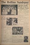 Sandspur, Vol. 57 No. 10, December 11, 1952 by Rollins College