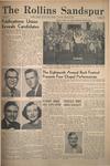 Sandspur, Vol. 57 No. 19, March 05, 1953 by Rollins College