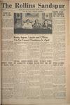 Sandspur, Vol. 57 No. 21, March 19, 1953 by Rollins College