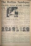 Sandspur, Vol. 57 No. 24, April 02, 1953