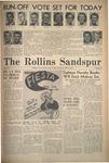Sandspur, Vol. 57 No. 25, April 09, 1953