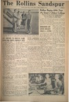 Sandspur, Vol. 58 No. 01, October 02, 1953 by Rollins College